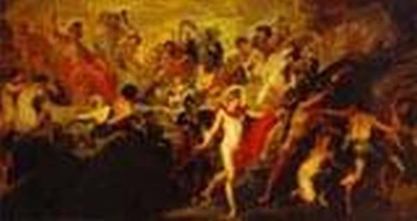 the council of the gods 1621 1625 XX paris france